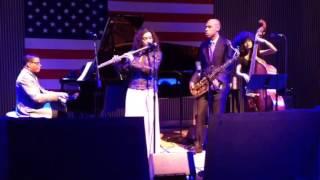 Elena Pinderhughes with Herbie Hancock, Esperanza Spalding & Joshua Redman