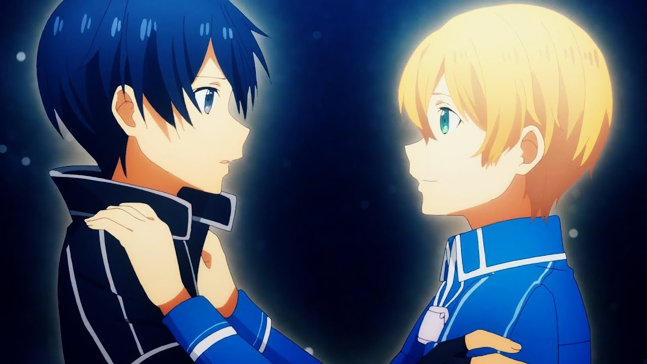 Kirito X Eugeo With You