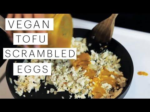 Vegan Tofu Scramble   The Edgy Veg