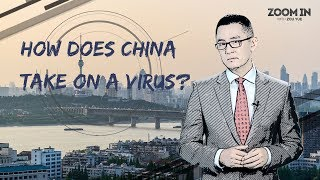 How does China take on a virus?