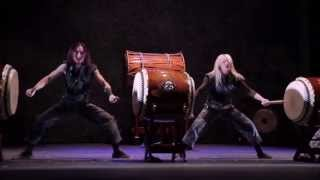 Short promotional video of Mugenkyo Taiko Drummers.