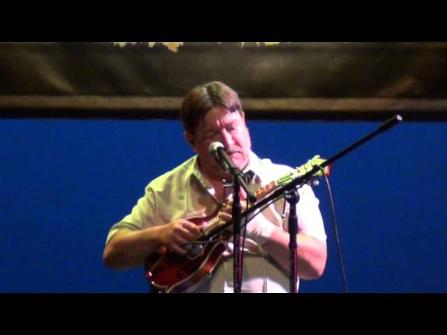 Whipping Post solo at Kaufman Acoustic Kamp Concert series