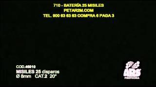 710 25 MISILES