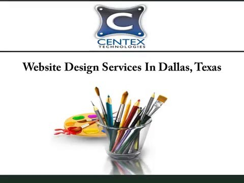 video:Website Design Services In Dallas, Texas