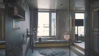 10  Extra Large Guest Room - 25hours Hotel Zurich Langstrasse