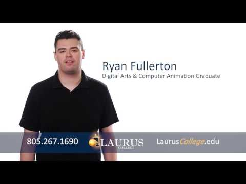 Laurus College – Success Stories - Classes start April 17! (Computer Animation) 15 Sec