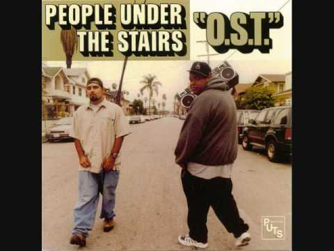 People Under the Stairs - The Outrage
