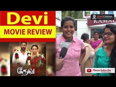 Devi Movie Review | PrabhuDeva | Tamannaah...