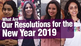 What are your English Teachers New Year Resolutions for 2019 - Wishing you a 'Happy New Year'