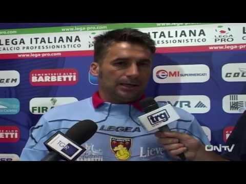 Intervista a Giuseppe Magi post Gubbio-Ternana