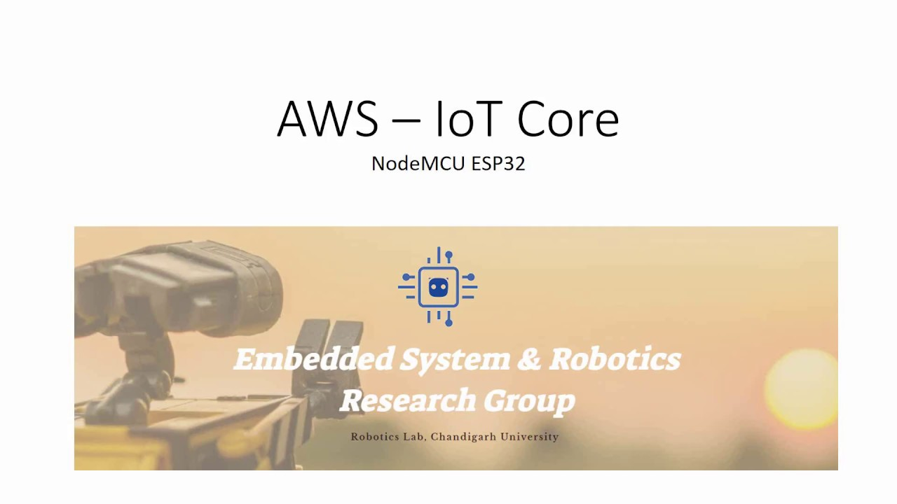 #P4 Temperature and Humidity record with secure IoT on AWS IoT Core on  NodeMCU ESP32 using MQTT