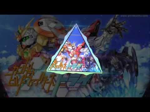 Gundam Buld Fighter Try Full OP 1 (BACK-ON Cerulean)