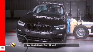 2018 BMW X3 Crash Test & Rating