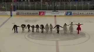 2018 National Theater on Ice Competition  | Senior Free Skate