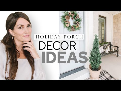 holiday-porch-decorating-ideas---budget-design-ideas-for-your-front-porch