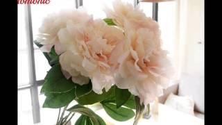 хорошие искусственные цветы - Искусственные цветы в интерьере