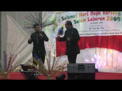 mahdi shor -zainal ihim - salam kecup-kecup - salam lebaran -24-10-2009
