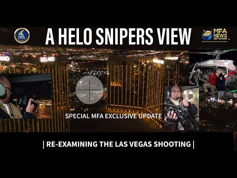 """MFA VEGAS  UPDATE - Maverick """"A Snipers Point Of View"""""""