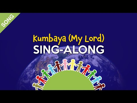Kumbaya (my Lord) | Nursery Rhymes | Children Songs  [Sing-Along with Lyrics]