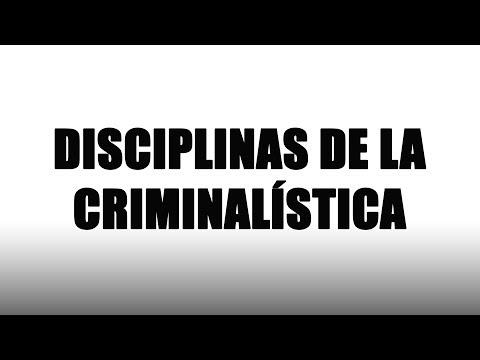 disciplinas-de-la-criminalística-|-criminalística