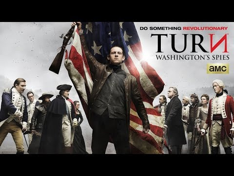 John Andre's Execution [TURN: Washington's Spies Soundtrack]