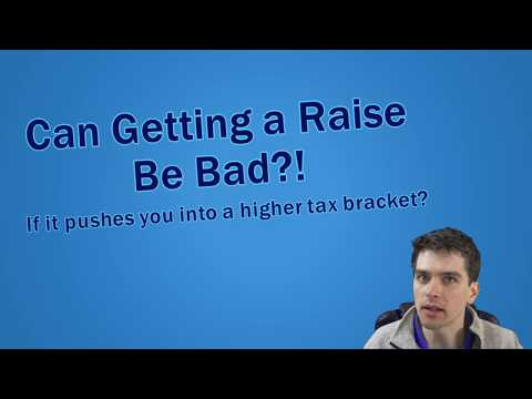 Pay Raise + Higher Tax Bracket: Is it Bad?