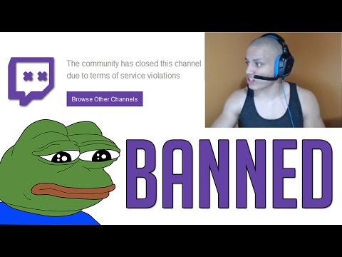 How Tyler1 got banned from Twitch ( Skype leaked )
