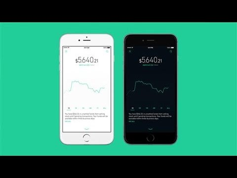 Robinhood Brings Stock Trading to Millennials