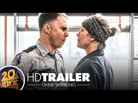 Three Billboards outside Ebbing, Missouri | Offizieller Trailer | Deutsch HD German (2017)