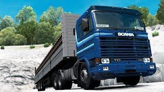 ETS2 1.30 ProMods 2.25 Scania 113  Livorno - Roma