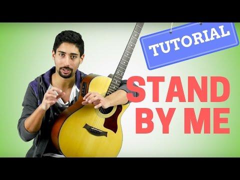 TUTORIAL 🎸 ACCORDI - STAND BY ME - CHITARRA (canzoni facili da suonare)
