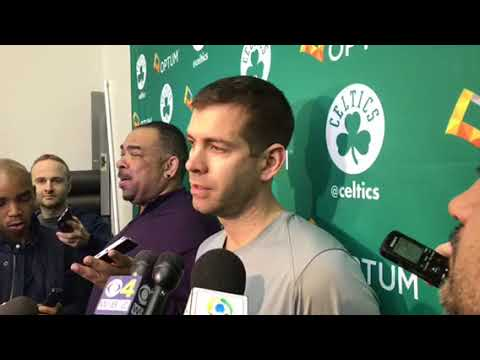 Boston Celtics: Brad Stevens should be paying close attention to ...