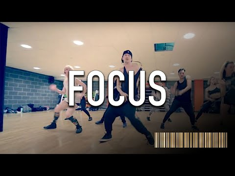 FOCUS - Ariana Grande Dance ROUTINE Video | Brendon Hansford Choreography