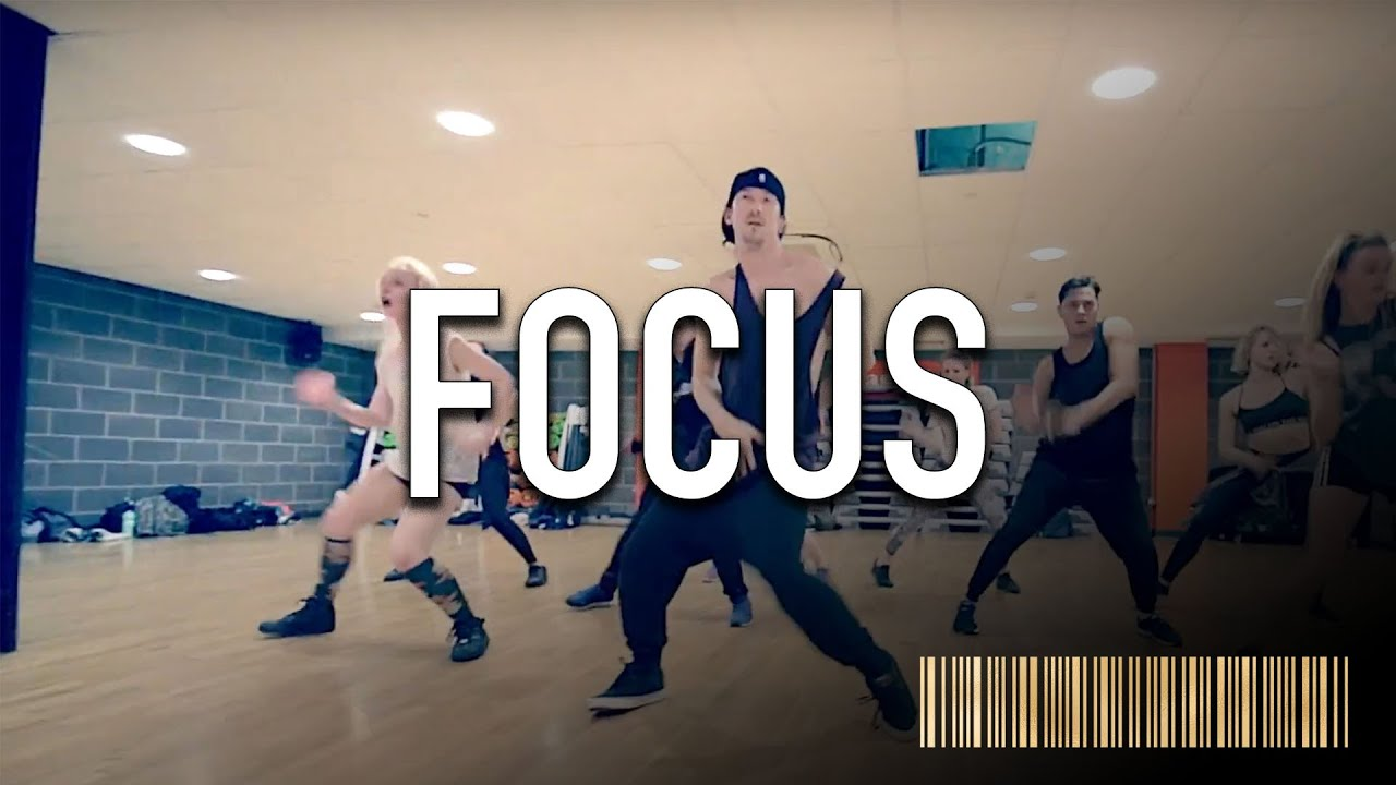 Focus Ariana Grande Dance Routine Video Brendon Hansford Choreography