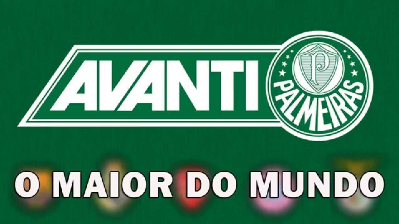 Seja Sócio Torcedor Avanti - Palmeiras - YouTube 82ea17828e83