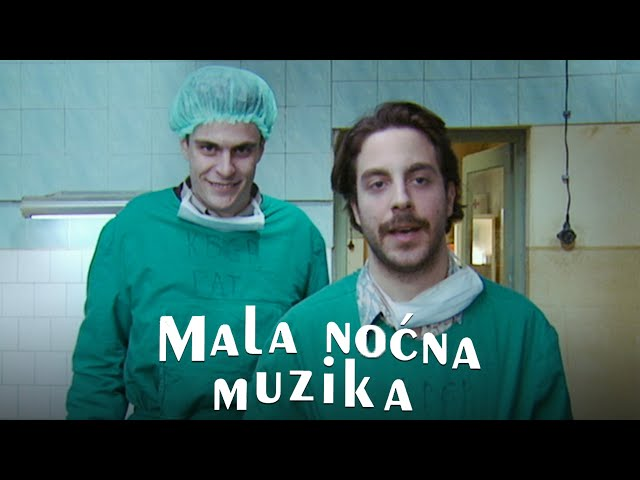 Mala nocna muzika 2002 - Da l Je Dvocevka