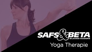 Yoga Therapie, Ausbildung Yogalehrer, INTENSIVE YOGA - Ausbildung SAFS & BETA