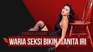 Dinda Syarif, Model Waria Seksi Yang Bikin Heboh