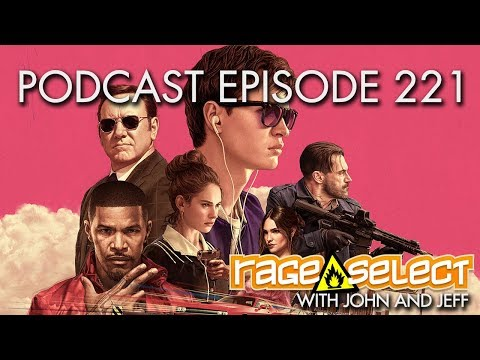 The Rage Select Podcast: Episode 221 with John and Jeff!