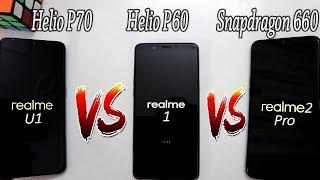 Realme U1 Vs Realme 2 Pro Vs Realme 1 Comparision !! Kya Apko U1 Purchase Karna Chaiye Ya Nahi !!