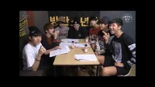방탄소년단 Bangtan BTS Reaction to 'Coffee'