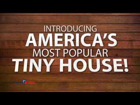 Liberty Homes (NTX) North Texas _ Tiny Home Video