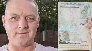 Dad Flies From U.K. to Poland Using Stepson's Passport