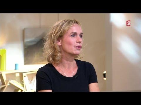 Portrait intimiste de Sandrine Bonnaire (1ère partie) - Thé ou Café - 02/10/2016