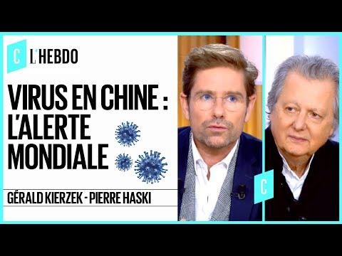 Virus en Chine: l'alerte mondiale - C l'hebdo - 25/01/2020