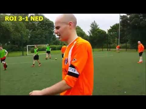 #SponneEuro16 4TH/5TH PLAYOFF - Republic of Ireland vs. Netherlands [FULL GAME]