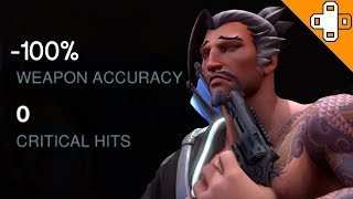 When You're Actually Trash - Overwatch Funny & Epic Moments 756