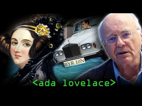 Computer Science's Wonder Woman: Ada Lovelace - Computerphile