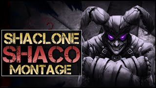 Shaclone Montage - Best Shaco Plays