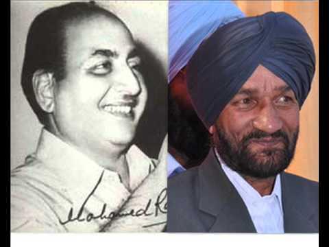 Koi Nazrana Leker Aaya Hoon Main - Tribute To Legend Rafi Sahab